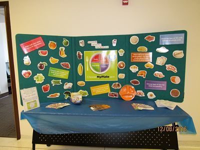 Display - Nutritional Services #1