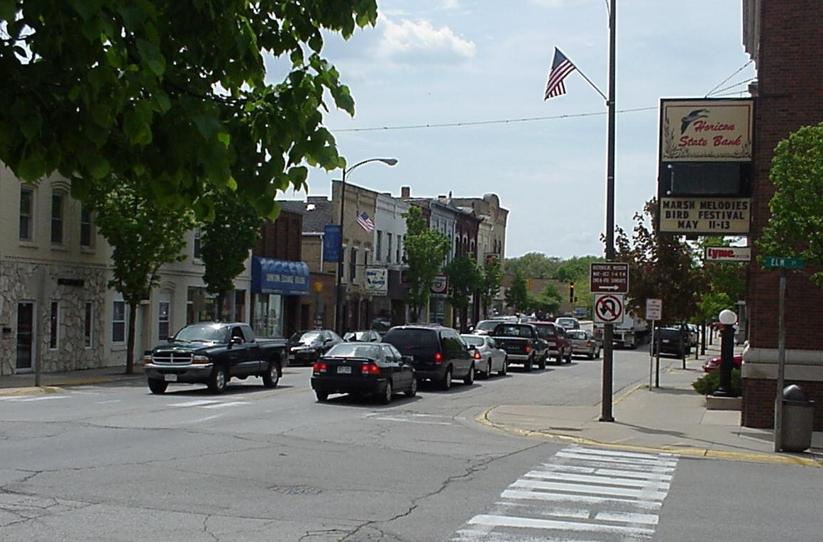 Horicon Downtown