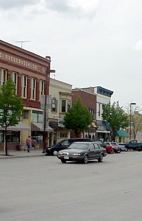 Downtown - Mayville