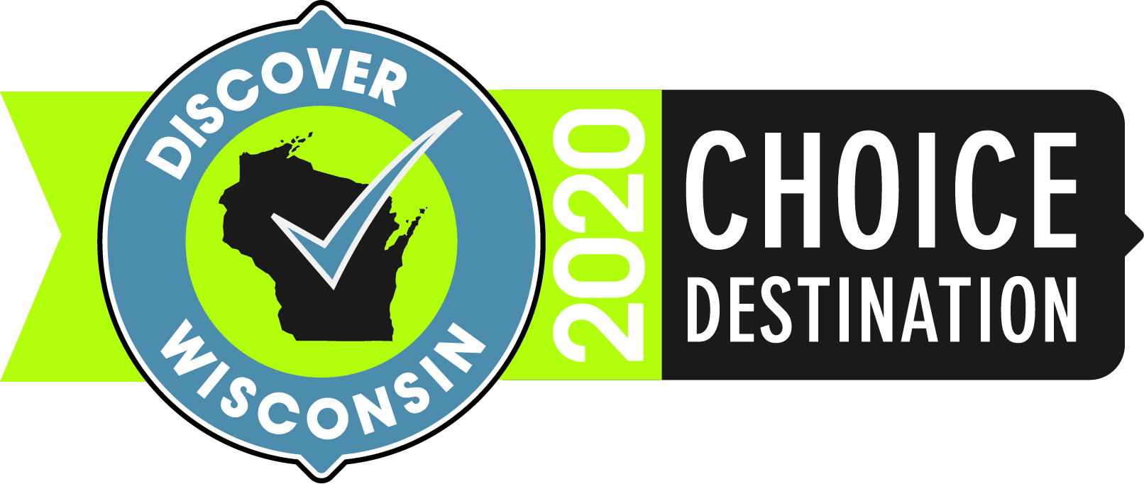 Discover Wisconsin - 2020 Choice Destination