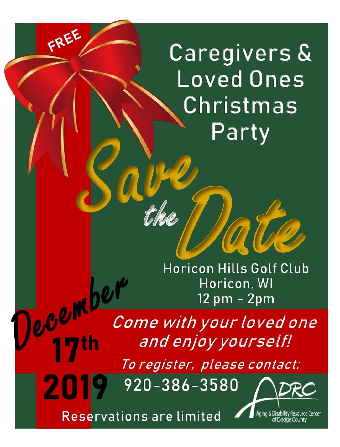 2019 christmas party save the date-1