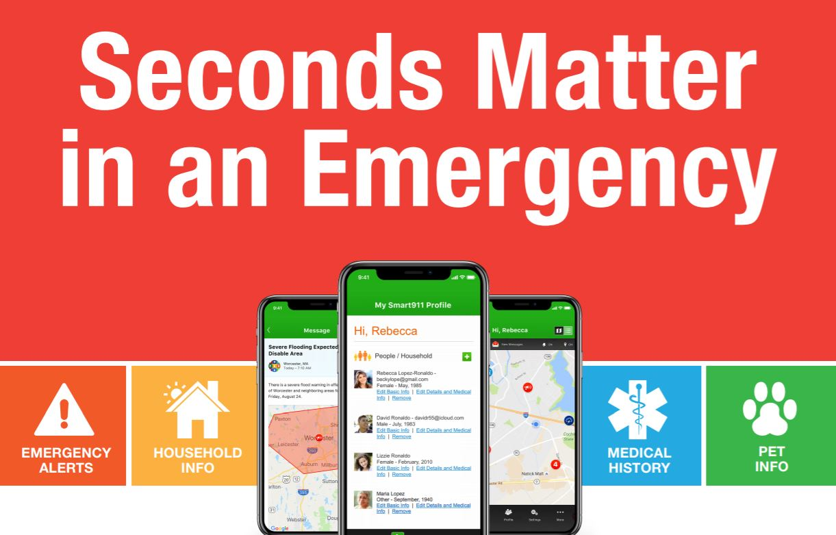 Seconds Matter in an Emergency